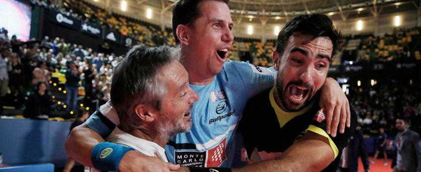El hambre de Paquito Navarro y Pablo Lima les encumbra en el WPT Bilbao Open 2018