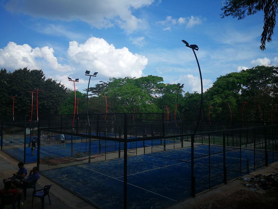pistas padel la quinta sports sede mundial padel paraguay 2018
