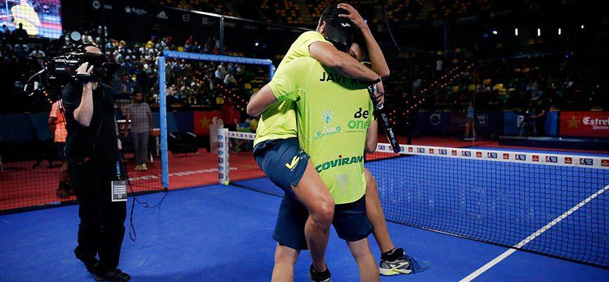 Cuartos masculinos WPT Bilbao Open 2018: sorpresas, remontadas, novedades y confirmaciones