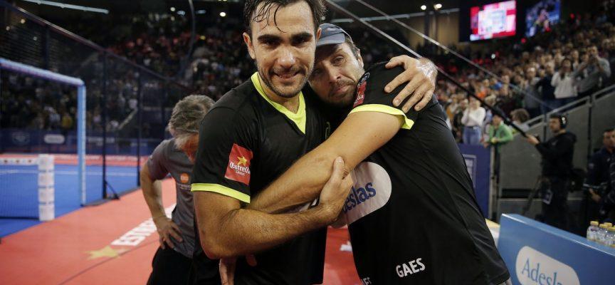 Fernando Belasteguin y Pablo Lima: a recuperar el trazo perdido