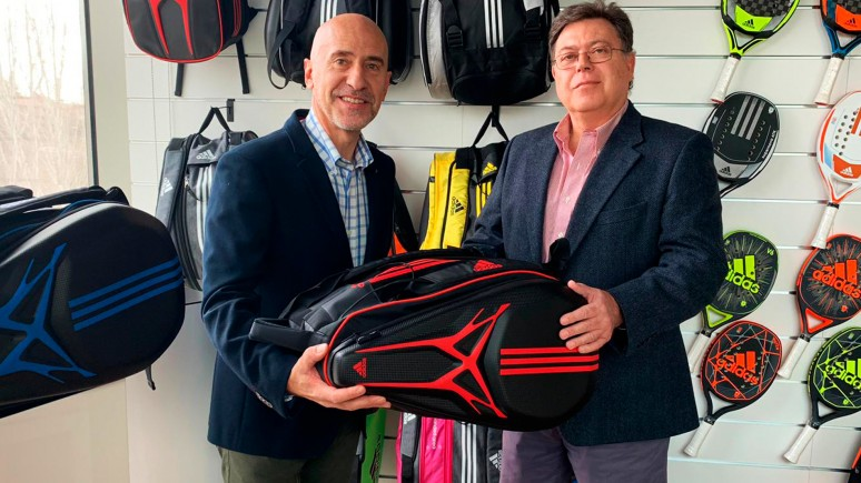 acuerdo adidas patrocinadores world padel tou 2019
