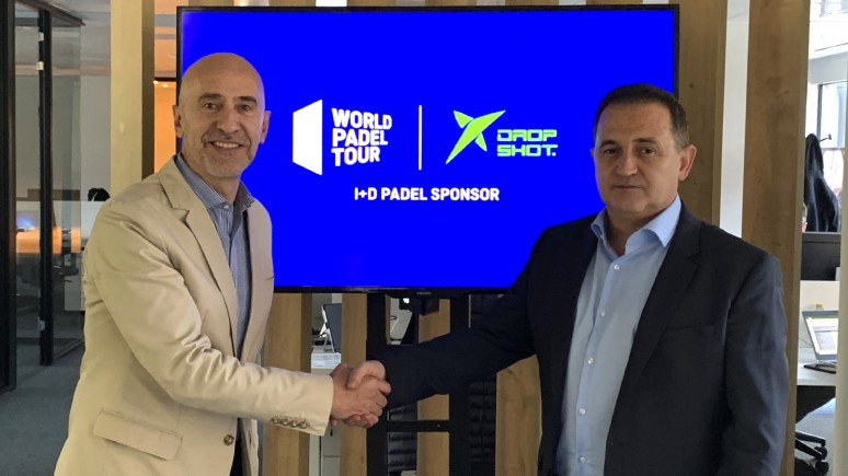 acuerdo drop shot patrocinadores world padel tou 2019