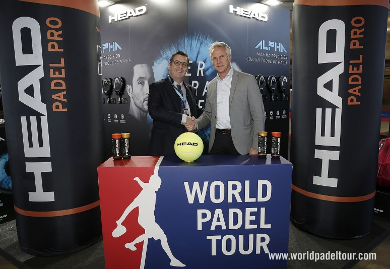 acuerdo head patrocinadores world padel tou 2019