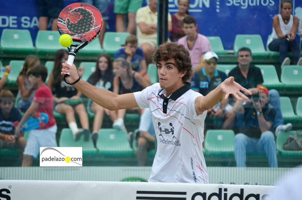 juan lebron campeonato espana padel 2013