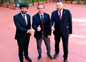 Espaldarazo del TAS al presidente catalán Pere Hernández: anulado su cese de la FIP