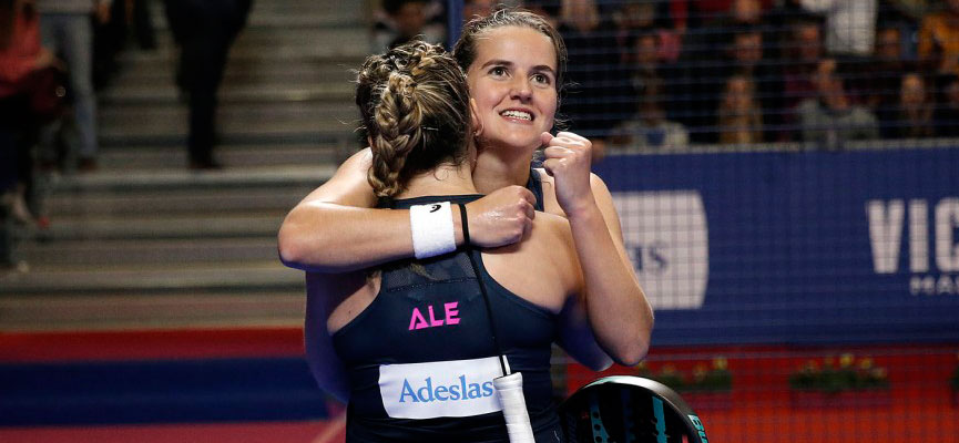 ariana-sanchez-y-alejandra-salazar-segunda-semifinal-femenina-wpt-marbella-master-2019