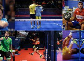 Ni las lesiones pueden con el espectáculo: las cuatro mejores parejas pasan los cuartos del Master de Marbella