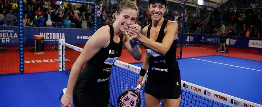 Marta Marrero y Marta Ortega sobreviven a una emboscada en Marbella para disputar su primera final juntas