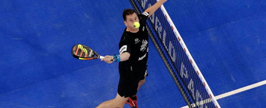 World Padel Tour pretende implantar el 'Punto de Oro' en 2019