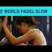World Padel Slow: el Logroño Open a cámara superlenta y los videos de lo mejor