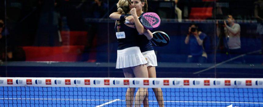Semifinales femeninas del Open de Alicante: lucha inédita por el título