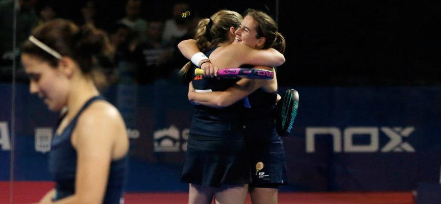 Logroño vibra, admira y se conmueve con las semifinales femeninas