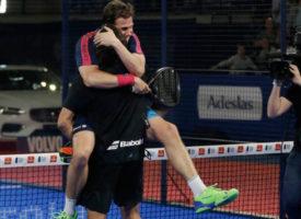 Las semifinales masculinas del Logroño Open configuran el mismo duelo por el título que en Marbella