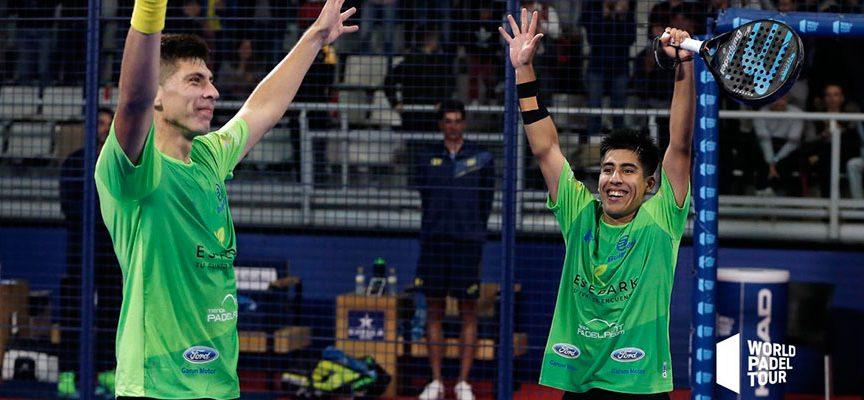 Terremoto en los octavos masculinos del Estrella Damm Alicante Open 2019