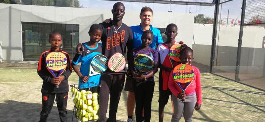 La Palmeraie Sporting Club: la aventura de un malagueño en el padel de Senegal