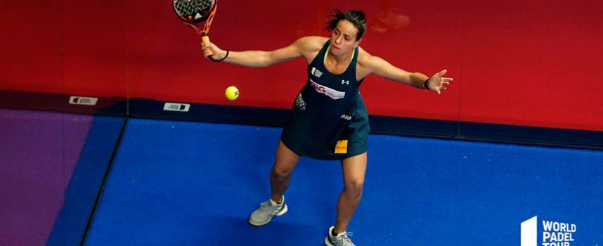 Dos soñadoras rompen el guión de los octavos de final femeninos del Open de Alicante