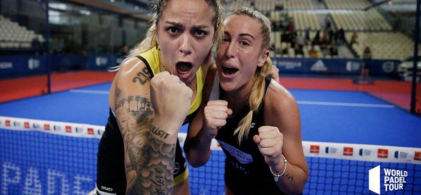 Los cuartos de final femeninos del Open de Vigo confirman el diagnóstico: este circuito no tiene dueñas