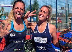 Octavos femeninos del Jaén Open 2019: la favoritas burlan el calor y atajan a cuartos