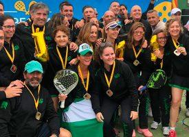 Andalucía se reivindica con un doblete en la gran fiesta del pádel veterano español
