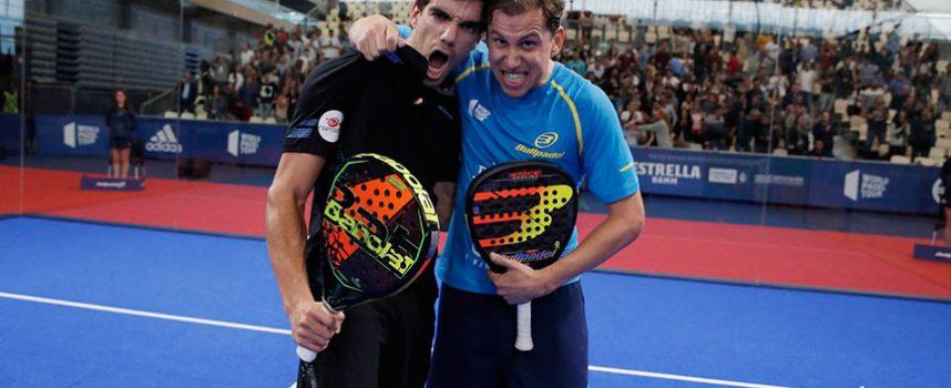 La épica regala un espectáculo conmovedor en las semifinales del Vigo Open 2019