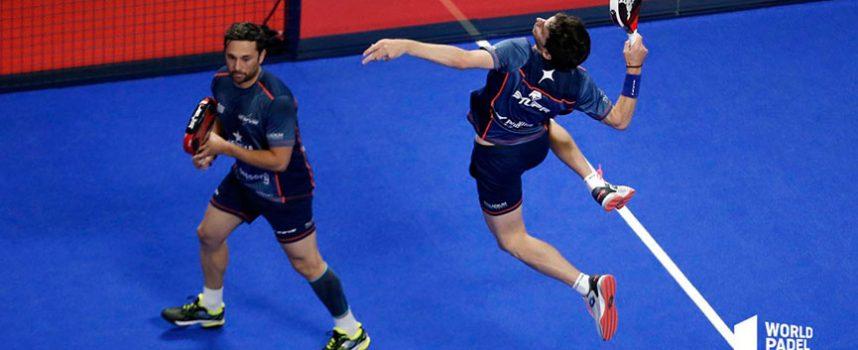 Los favoritos destierran las sorpresas en los cuartos masculinos del Open de Vigo