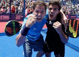 Lebrón y Paquito se desatan en Jaén para conquistar su segundo título