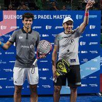 El lado más cruel del pádel se descubre en la final de Buenos Aires: una lesión de Bela entrega el título
