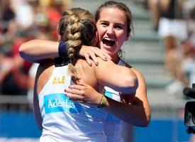 Las semifinales femeninas del Master Valladolid retan a las dos mejores parejas a luchar por el título