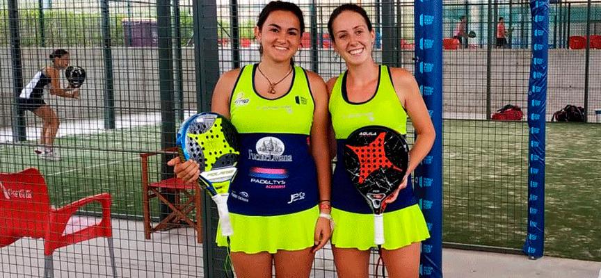 Mucha batalla en la previa femenina del Valladolid Master 2019