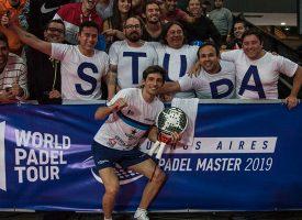 Cuartos de Final Buenos Aires Pádel Master 2019: La Rural impone su sello