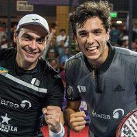 El Master de Buenos Aires se regala una final inédita tras dos semis trepidantes