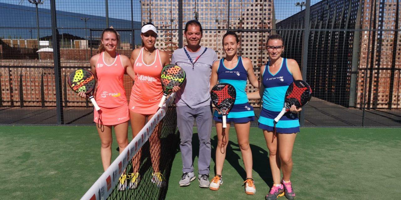 noelia marquez julia polo previa clasificacion femenina wpt suecia open 2019