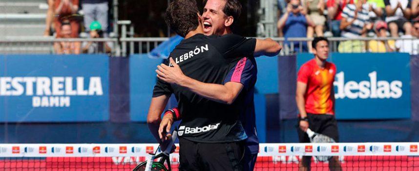 Habrá duelo de francotiradores por el título tras las semis masculinas en Valladolid