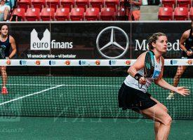 Las cazagigantes destrozan el clásico femenino en el Open de Suecia 2019