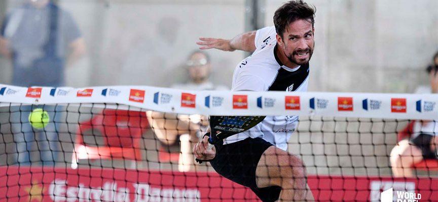 Valladolid Master 2019: tres parejas descabalgan a varios favoritos en la  preprevia masculina