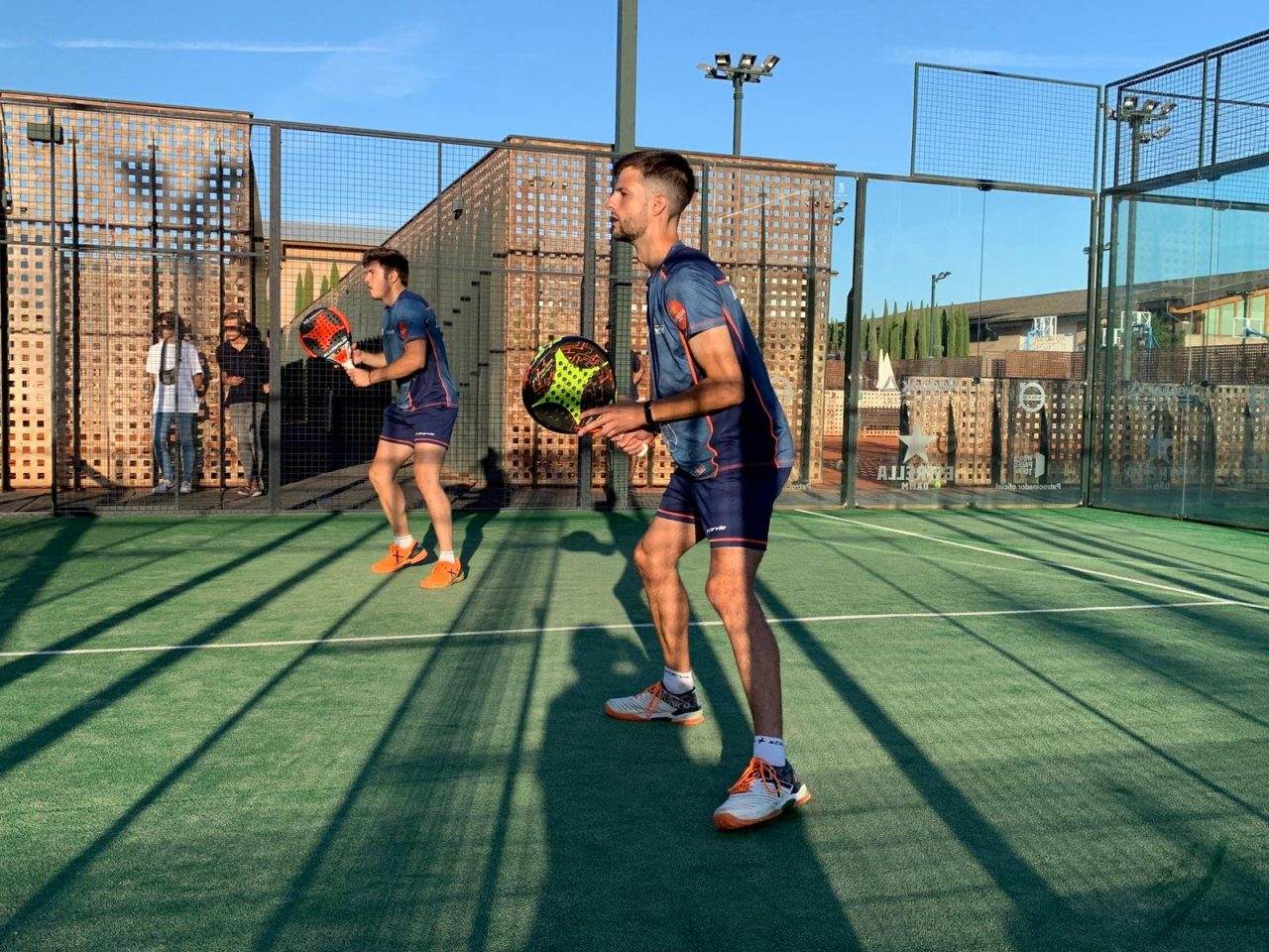 campeones campeonato espana padel sub 23 2019