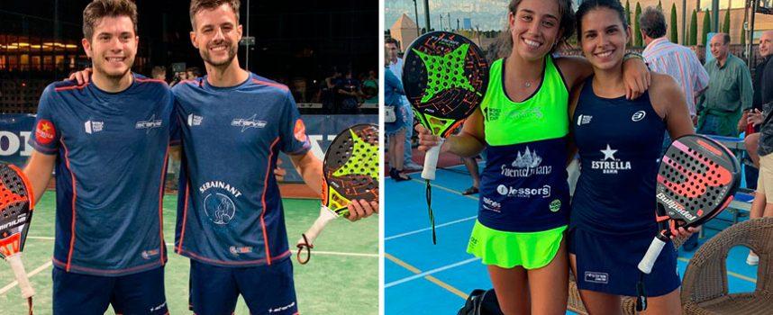 Campeonato de España sub-23: cuatro perlas imponen su talento en la fiesta de Star Vie