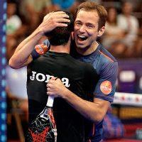 Un petardazo emerge en la primera ronda del cuadro principal del Open de Valencia