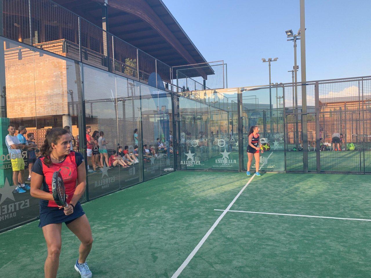 subcampeonas campeonato espana padel sub 23 2019