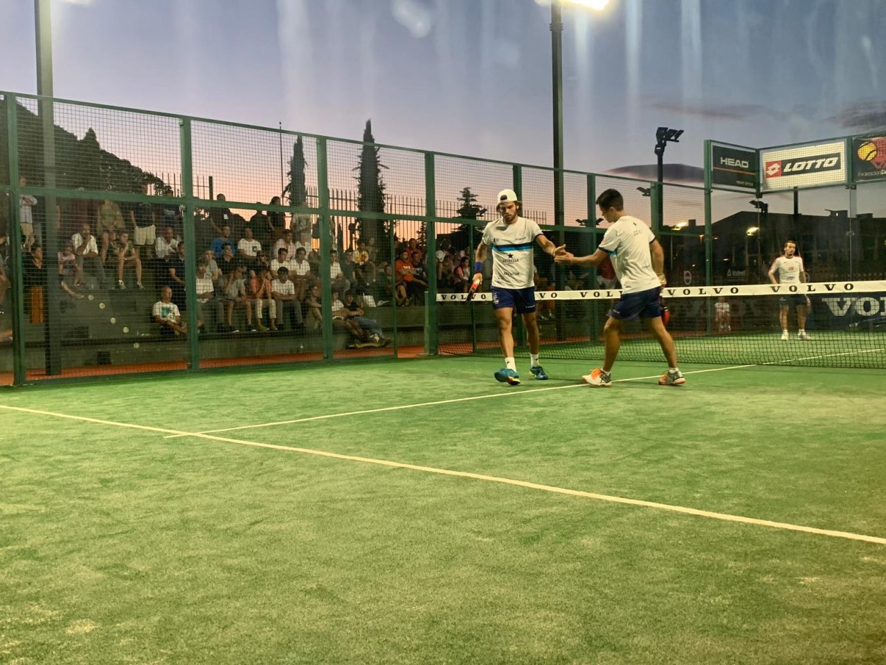 subcampeones campeonato espana padel sub 23 2019