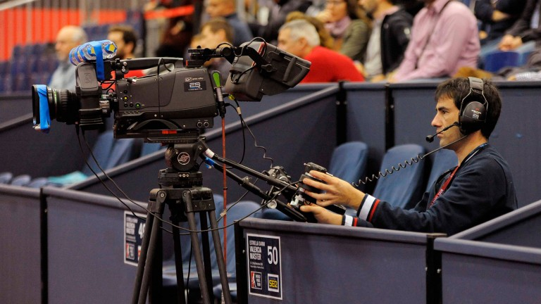camara streaming world padel tour 2019