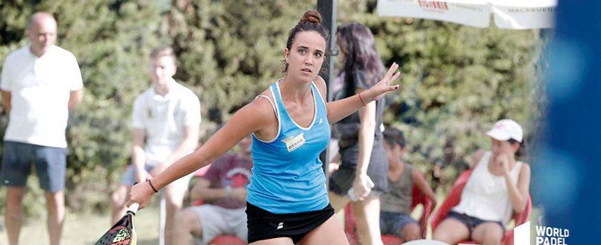 El empuje de los estrenos agita la preprevia femenina del Mijas Open 2019