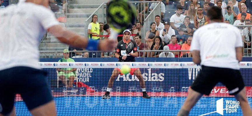 Mijas se citó con la historia: la triple victoria de Fernando Belasteguin