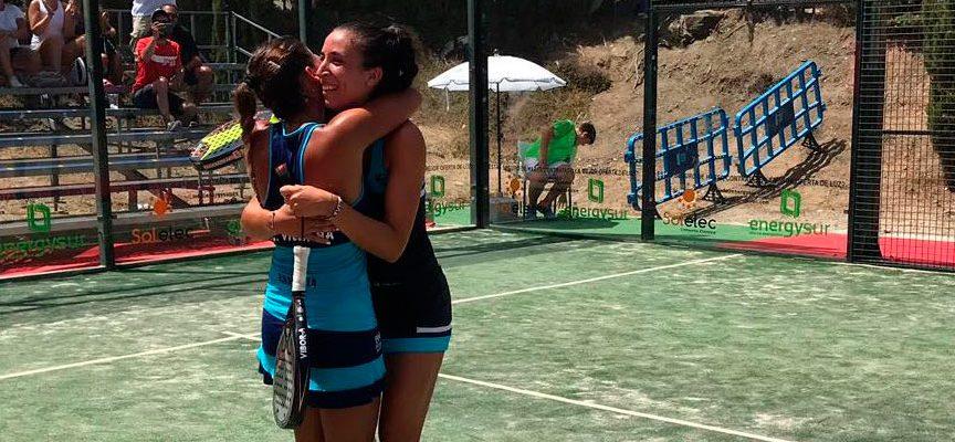 Varios derrumbes ilustres sacuden la criba de los octavos femeninos del Mijas Open 2019