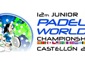 La FIP garantiza la celebración del Mundial de Pádel de Menores 2019 en Castellón