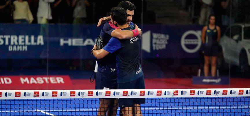 Duelo de renacidos en la inédita final masculina que tendrá el Master de Madrid 2019