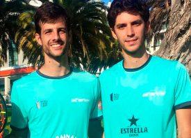 Cuatro duplas dan el salto entre los grandes desde la previa masculina del Master de Portugal