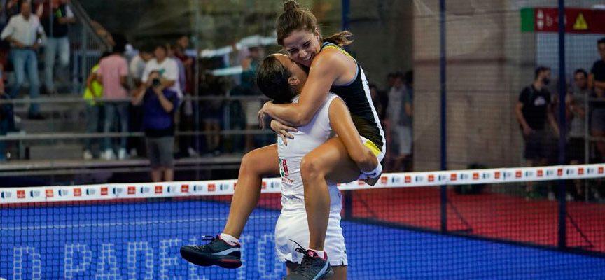 Poderío, oficio, atrevimiento y épica en los cuartos femeninos del Master de Madrid 2019