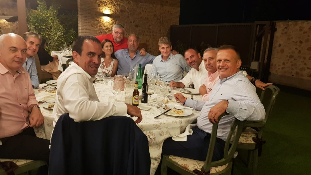 reunion luigi carraro federaciones territoriales