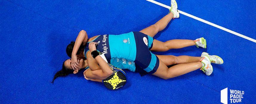 Las gemelas Alayeto culminan con el título en Menorca la remontada que comenzaron hace nueve meses